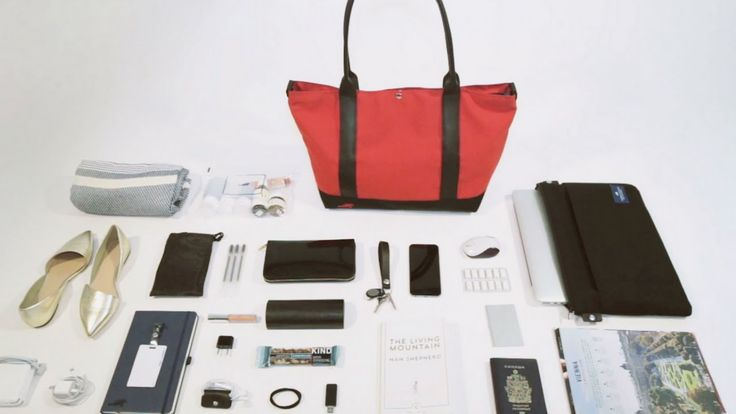Personalized Travel Bags: The Sazerac Tote, What it Fits