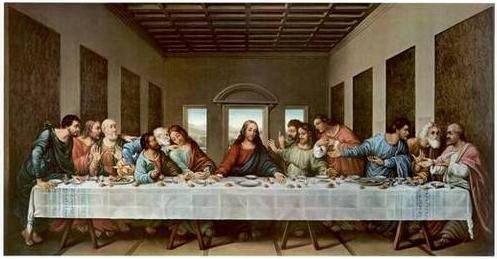 The Last Supper (Leonardo da Vinci) The Last Supper (Italian: Il Cenacolo [il tʃeˈnaːkolo] or L'Ultima Cena [ˈlultima ˈtʃeːna]) is a late 15th-century mural painting by Leonardo da Vinci in the refectory of the Convent of Santa Maria delle Grazie, Milan.