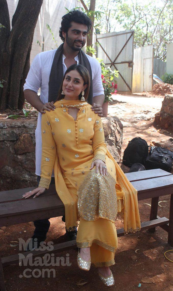 Kareena Kapoor Khan & Arjun Kapoor