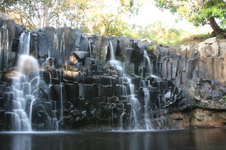 Rochester falls, Mauritius — novembre 2011