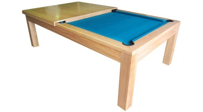 Functional Versatility are certainly two words that are only recent additions to the vernacular in describing Pool Tables. And they specifically apply to the Krenice which is a stunning Dini...