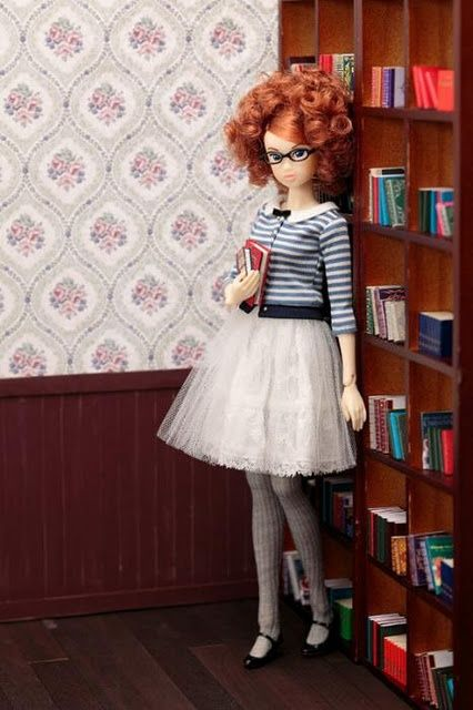 librarian doll | librarian doll! | Collectables