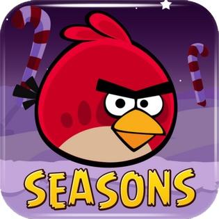 Suklaamuna Angry Birds, jos sellaisia sattuu markkinoille tulemaan, en ole nähnyt ainakaan vielä :)