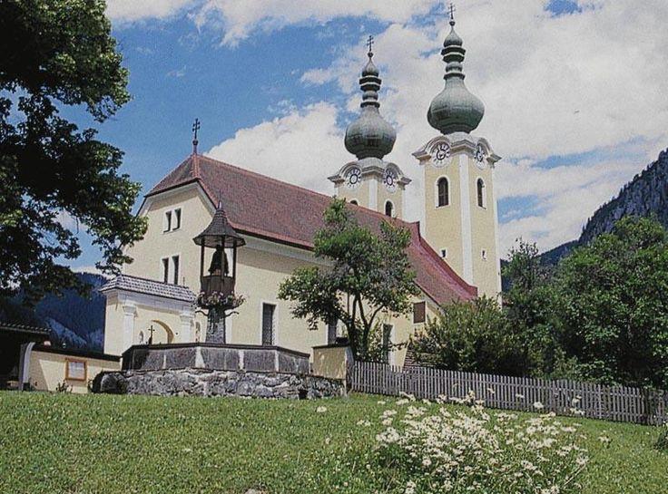 Sankt Anton an der Jessnitz (Scheibbs) Niederösterreich AUT