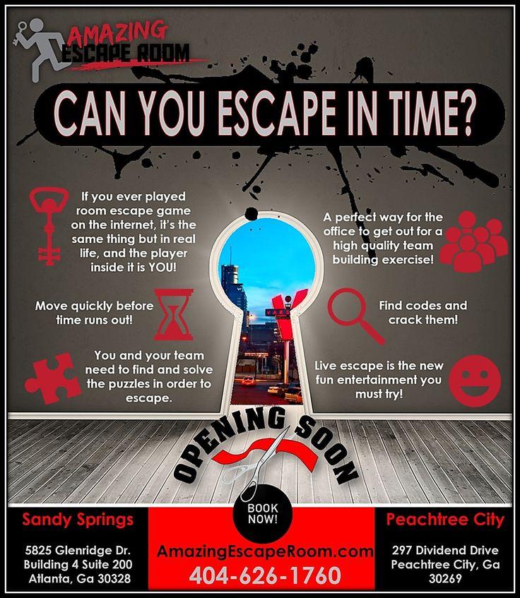 Amazing Escape Room Peachtree City