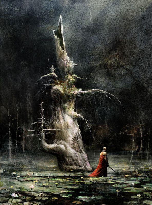 Seb Mckinnon Sebmckinnon Twitter Fantasy Concept Art Mtg Art Magical Art