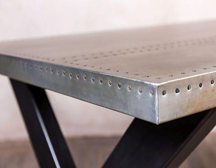 restaurant metal table tops