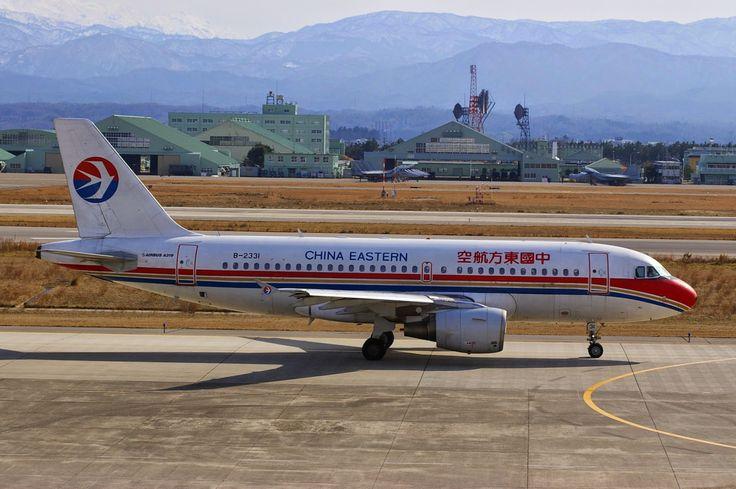 中国東方航空(小松空港)