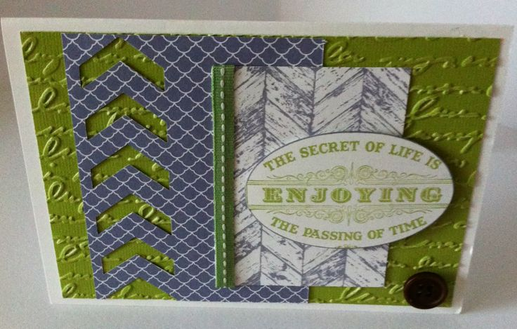 Crunchie Crafts: What is your secret to a happy life .................