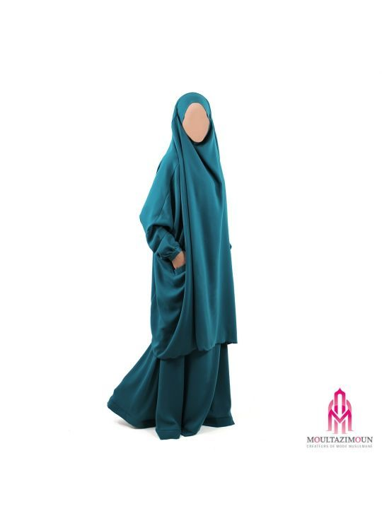 A jilbab customized to your liking!