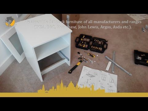 Ikea Furniture Assembly in Oxford