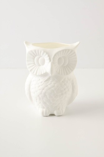 Sleepy Hollow Pencil Cup - eclectic - desk accessories - - by Anthropologie