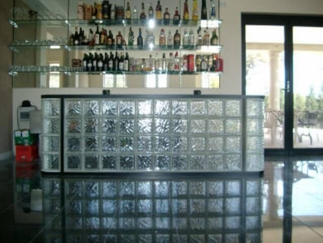 Glass Block How To Use In Your Decoration Examples Com Imagens