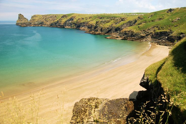 Circular walk through Rocky Valley to Bossiney Haven - 2.1 miles - moderate