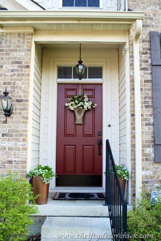 8 Best Behr Paint Front Door Images On Pinterest Flat