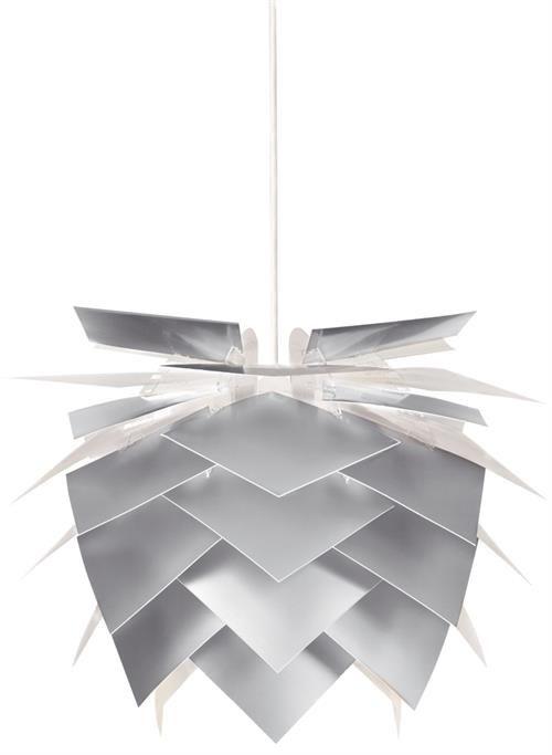 Illumin pendel i Alu Look til stilfuld indretning