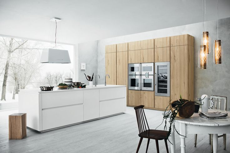 CLOE | COMPOSITION 1 - Designer Fitted kitchens from Cesar Arredamenti ✓ all information ✓ high-resolution images ✓ CADs ✓ catalogues ✓ contact..