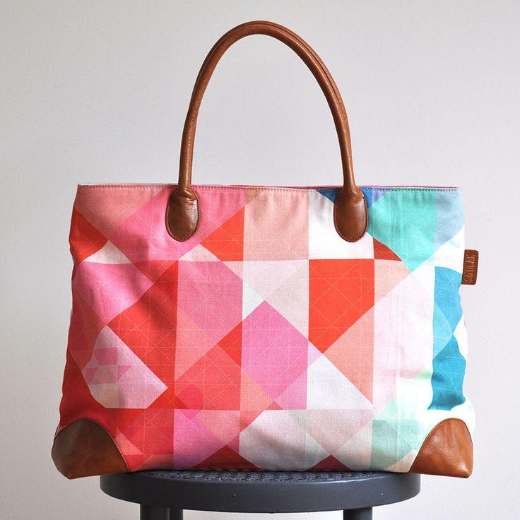 Segmented Bag www.squeakdesign.com