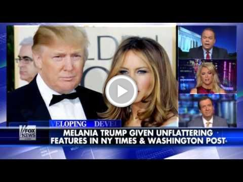 #Melania Trump Receives Condescending Media Coverage