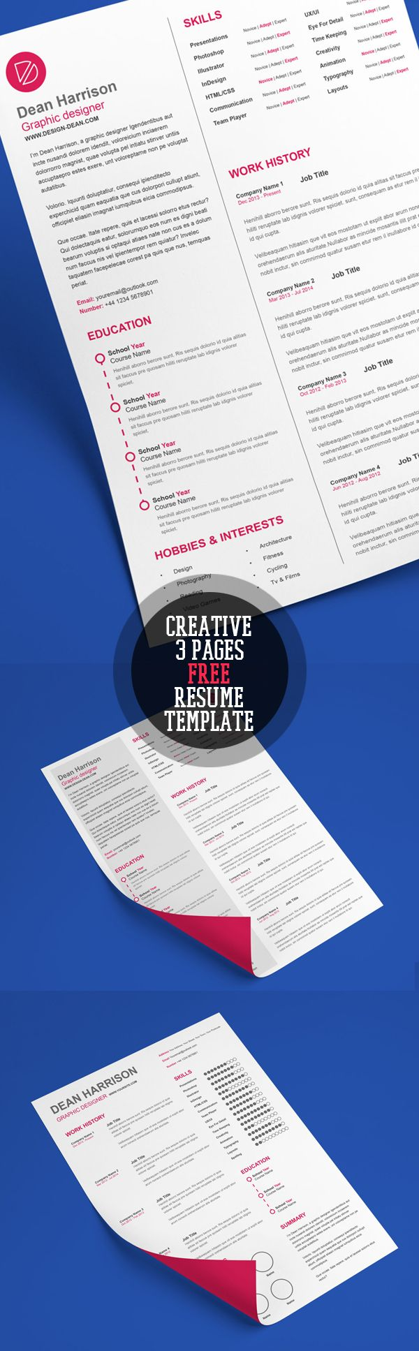 Free Resume Templates for 2017 100 best