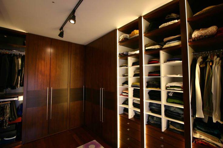 avci_burak - M.B. Evi: modern tarz Giyinme Odası