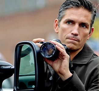 James Caviezel - has the leading role in the CBS hit series 'Person of Interest'.: Favorite Celebrti