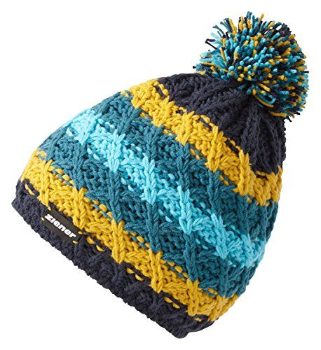 ZIENER Ilpep  Kids Hat ** Visit the image link more details.