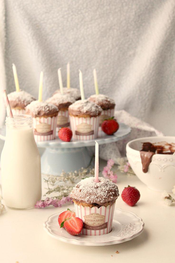 ... on Pinterest   Birthday cakes, Birthday cupcakes and Happy birthday