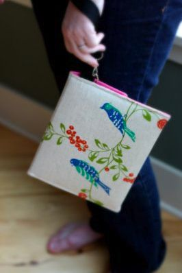 iPad Case Tutorial (with Handle Variations!) « Sew,Mama,Sew! Blog