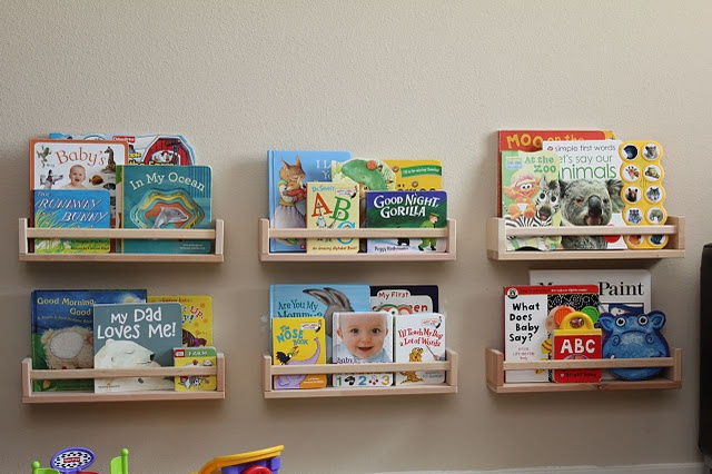 spice rack book shelves