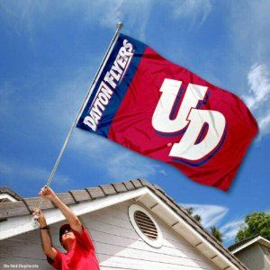 Dayton Flyers Ud University Large College Flag By College
