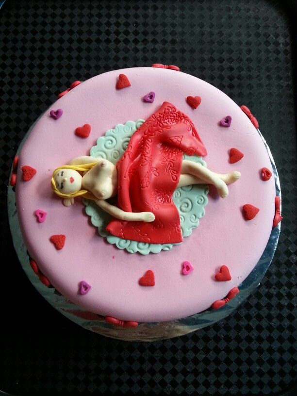 Birthday Cake Pictures Naughty : 17 Best images about Naughty Cake Theme on Pinterest Bed ...