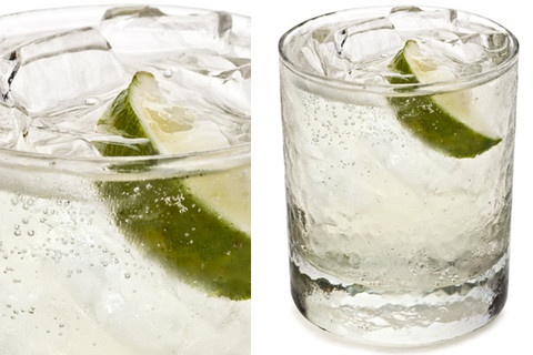 Virgin Gin and Tonic. A simple #cocktail for those get-togethers