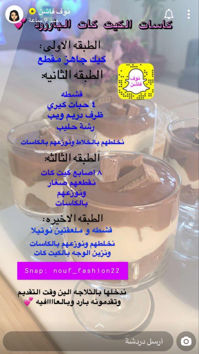 Pin By ــ On Food Yummy Food Dessert Yummy Food Food
