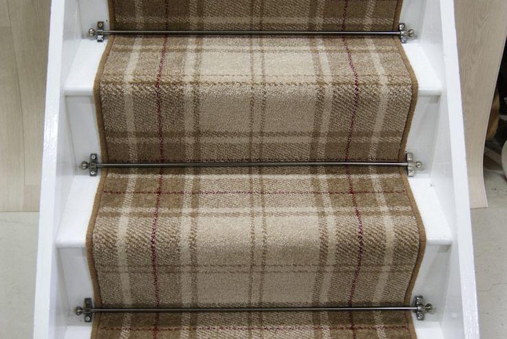 1000 Ideas About Tartan Carpet On Pinterest Hallway