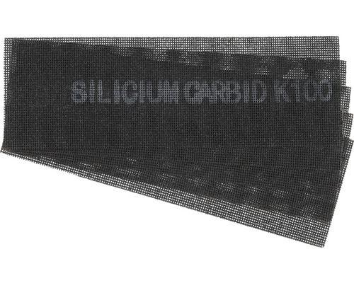 Schleifgitter Silizium Carbid K 80 93 x 280 mm 5er-Pack