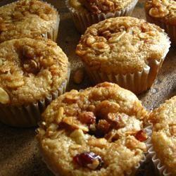 Rhubarb Orange Muffins @ allrecipes.co.uk