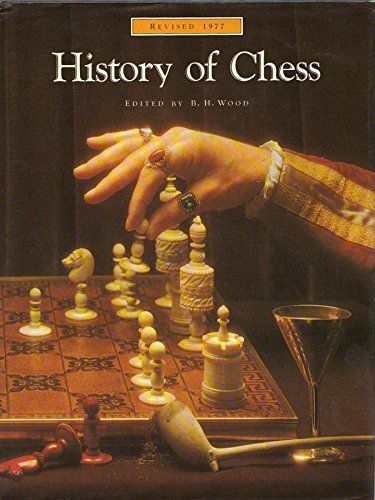 A History of Chess The Abbey Library