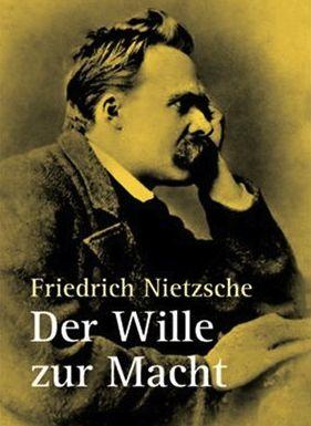 Misantropova knihovna - Nietzsche - Friedrich Nietzsche: Vůle k moci