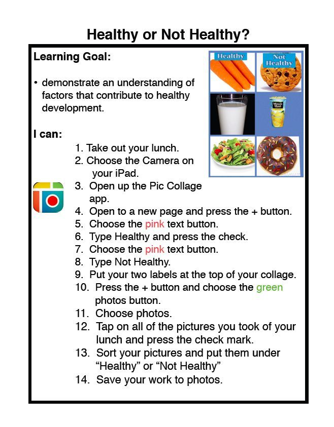 6 Ways to Effectively Use Pic Collage ~ Mrs.Wideen's Blog