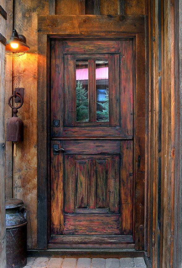 Here We Have Another Exterior Door The Side Entry It Is