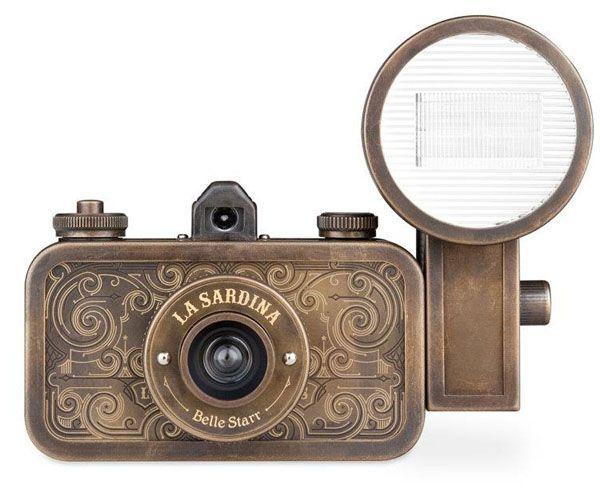 La Sardina Western Edition Lomography Cameras