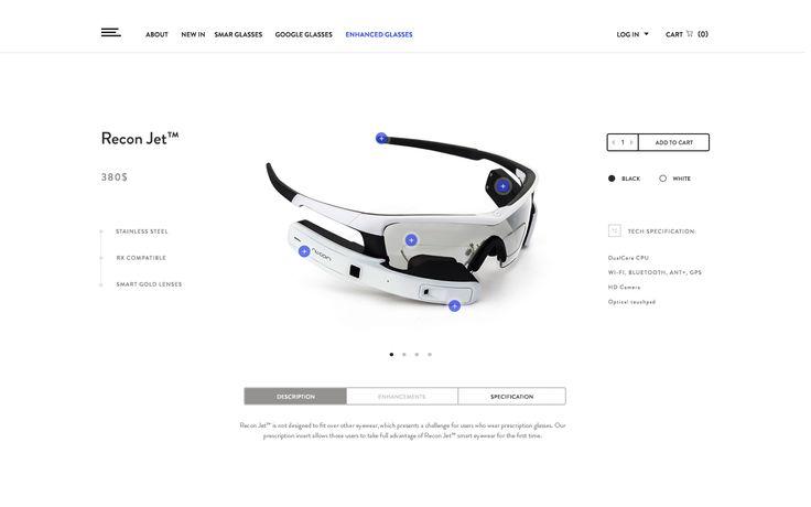 Glasses product 01