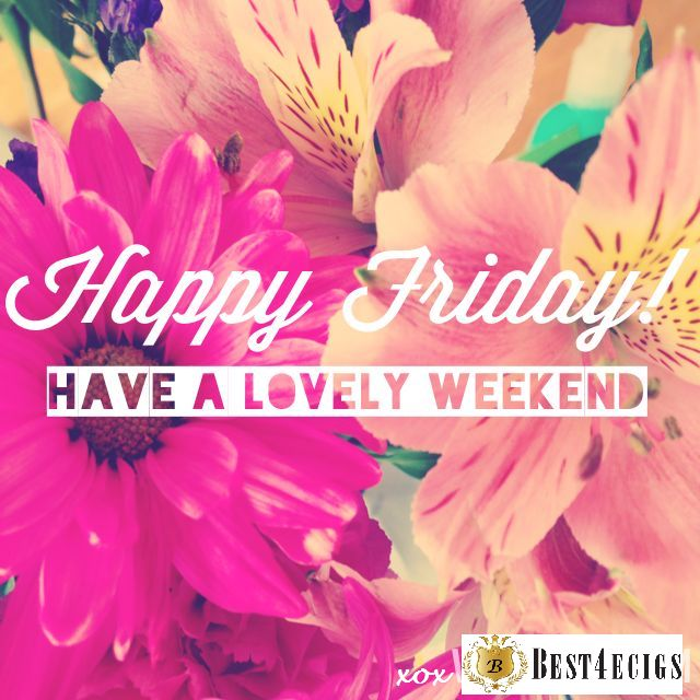 Our weekend opening times are: Saturday 9am til 6pm Sunday 10am til 4pm. Have a Happy Friday and a Great Weekend! See you soon.#weekend #friday #ecigarettes #ecigs #leicestershire #enderby #hinckley