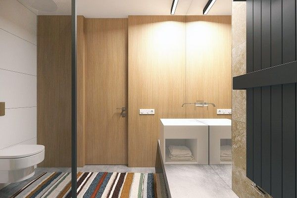 119 best images about 3d on pinterest apartments for Studio apartment bathroom design ideas
