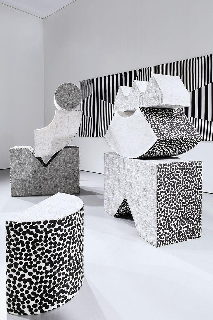 Soft Sculptures Kristine Mandsberg
