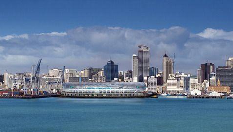 Vodafone backs Auckland waterfront stadium