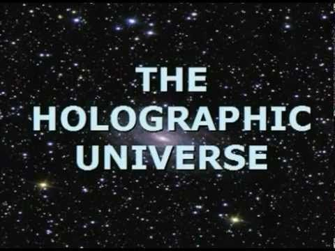 The Holographic universe suggests that the physical world we believe to be real is in fact illusion. Energy fields are decoded by our brains into a 3D picture, to give the illusion of a physical world.