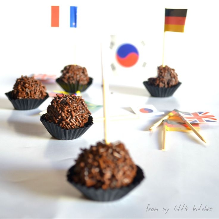 from my little kitchen: bola-bola coklat