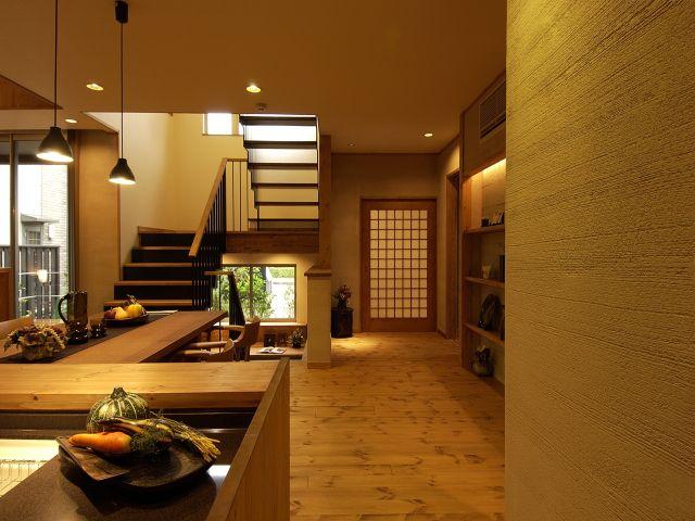 柏の「時を紡ぐ和モダン住宅」(千葉県柏市) (ポウハウス ブログ pohaus blog)
